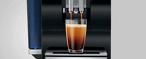 Jura Z6 diamond black home coffee machine